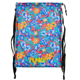 Funky Trunks Mesh Gear Bag, aloha from hawaii